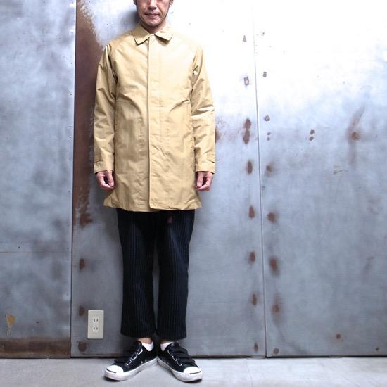【 SIERRA DESIGNS / シエラデザインズ 】 TACOMA COAT 2 / タコマコート2 #8101 60/40 ステンカラーコート Fabric MADE IN THE U.S.A. [V.Tan] ◆日本正規代理店商品
