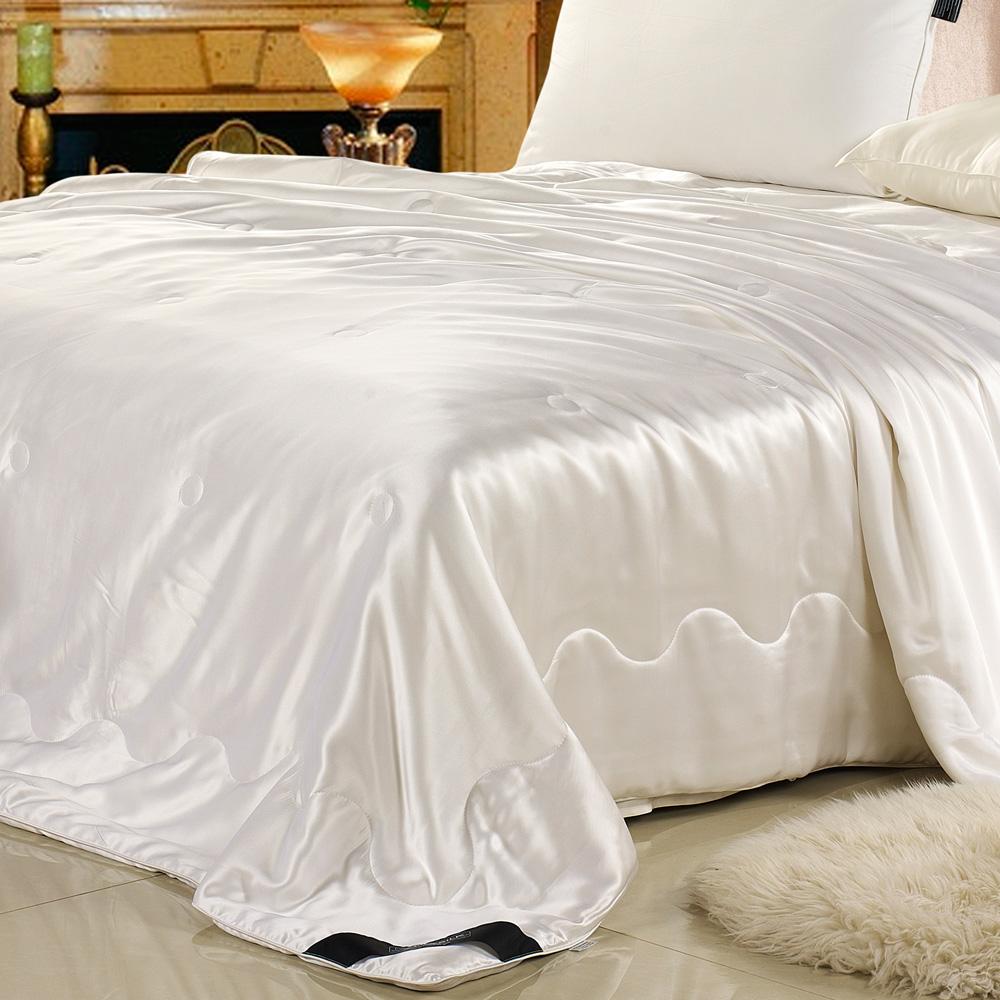 LilySilk 真綿布団 夏用 側生地:シルク シングル 150×210cm 0.75キロ シルク100% まわたふとん 肌掛け布団 手引き真綿布団 リリーシルク 送料無料 母の日 プレゼント