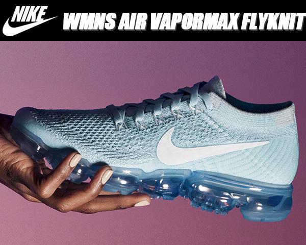 wholesale dealer 2c552 9ff95 WMNS NIKE AIR VAPORMAX FLYKNIT glacier blue/white