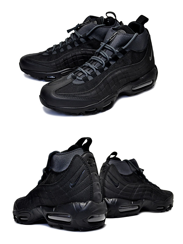 official photos 15a1b f97b4 NIKE AIR MAX 95 SNEAKERBOOT black/black-anthracite-white