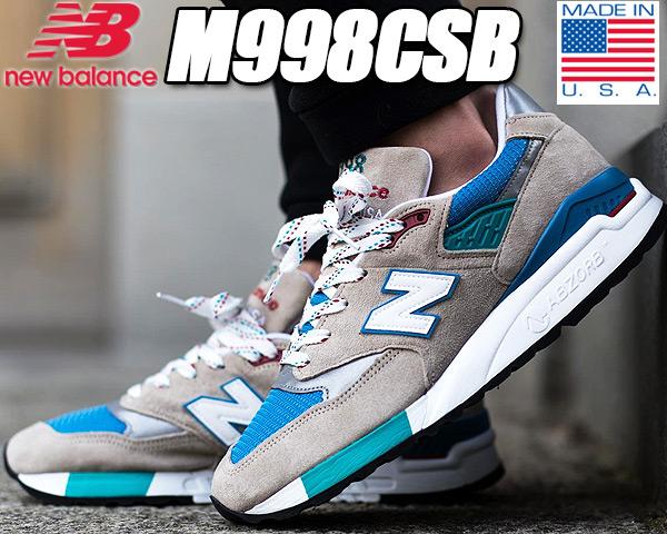 new balance m998csb