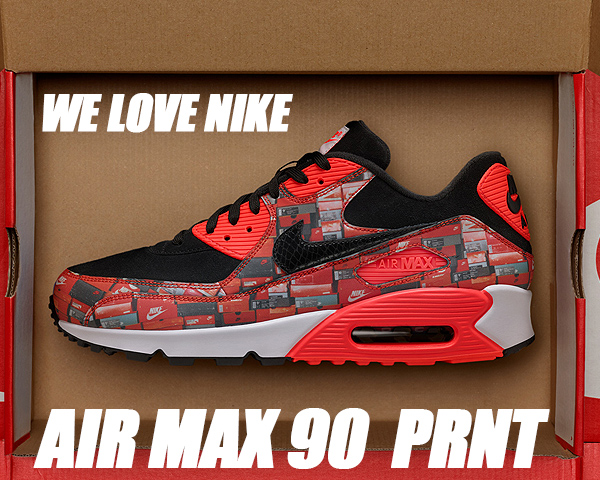 NIKE AIR MAX 90 PRNT