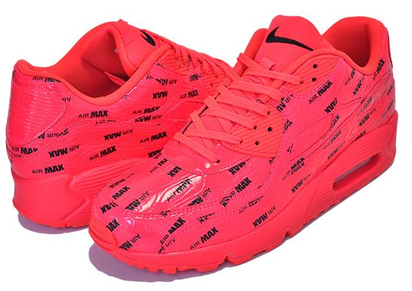 NIKE AIR MAX 90 PREMIUM bright crimsonbright crimson Kie Ney AMAX 90 premium sneakers Air Max crimson men red