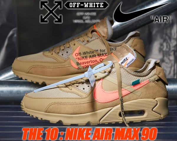 It is NIKE AIR MAX 90 OFF WHITE parachute beigebright mango AA7293 200 the ten ザテンスニーカーナイ</div>             </div>   </div>       </div>     <div class=