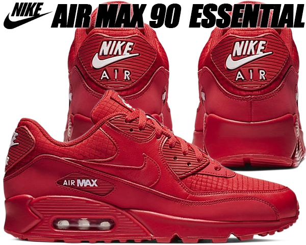 71d9f57a2b04 Product Information. See the original Japanese page. NIKE AIR MAX 90  ESSENTIAL university red white aj1285-602