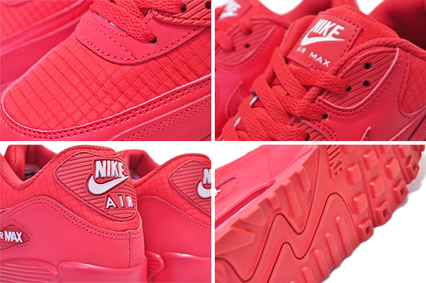582b3a2bf91f NIKE AIR MAX 90 ESSENTIAL university red white aj1285-602. The new collar  of the topic comes up to model that the name of the masterpiece is high in