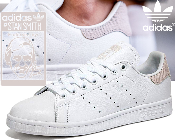 adidas STAN SMITH W running white/running white/orchid tint 【アディダス スタンスミス スニーカー レディース ウィメンズ ピンク】