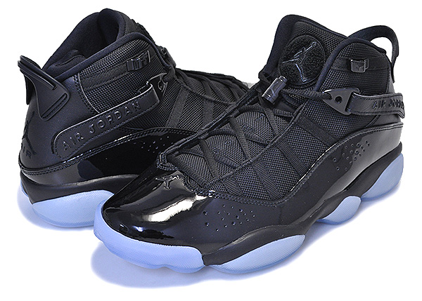 best service 44f6d 9aba5 NIKE JORDAN 6 RINGS SPACE JAM black/black-white 322,992-011 Nike Jordan six  RINGS Co.,Ltd. sneakers basketball shoes AJ SIX RINGS