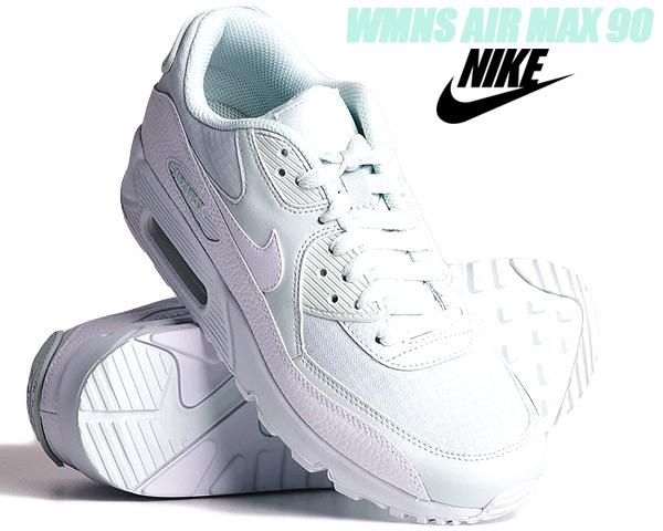 NIKE WMNS AIR MAX 90 ghost aqua/white-white 325213-419 ナイキ ウィメンズ エアマックス 90 スニーカー レディース ガールズ エア マックス 90 アクア