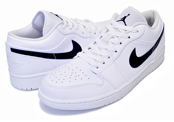 air jordan 1 low white obsidian