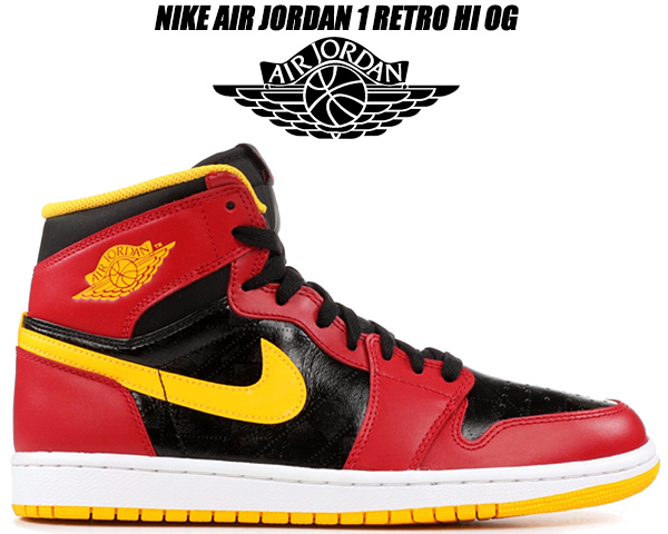 NIKE AIR JORDAN 1 RETRO HI OG