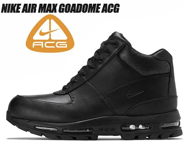 NIKE AIR MAX GOADOME ACG black/black 865031-009 ナイキ エア マックス ゴアドーム ACG スニーカー ブーツ