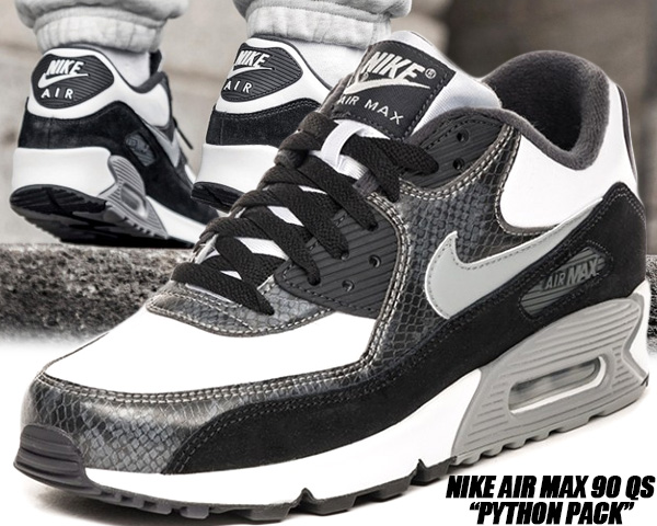 Nike Air Max 90 Python Anthracite
