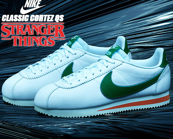 nike classic cortez stranger things