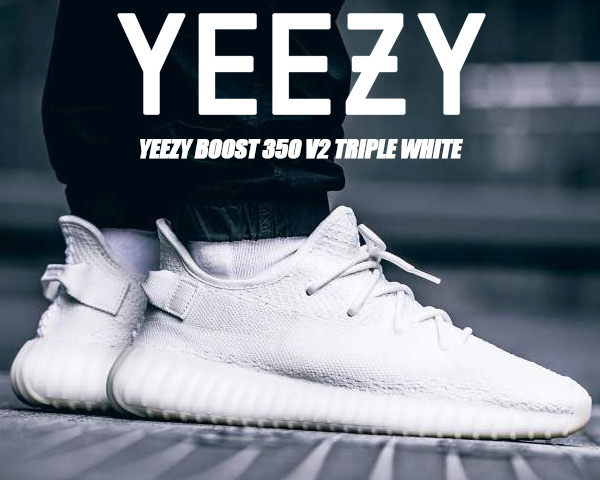 new product ac993 72f80 adidas YEEZY BOOST 350 V2 TRIPLE WHITE cwhite/cwhite/cwhite cp9366 Adidas  easy boost V2 Kanie waist