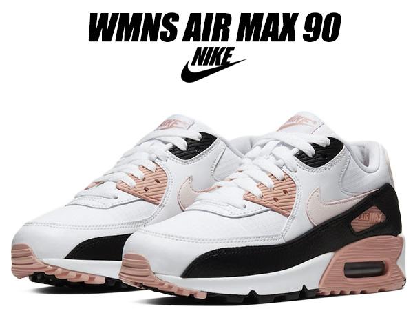 Nike Air Max 90 Baby Pink Sneaker   Pink sneakers, Nike air