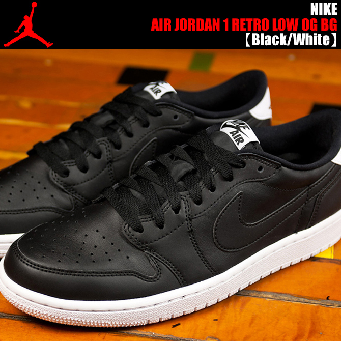 nike air jordan 1 retro low black