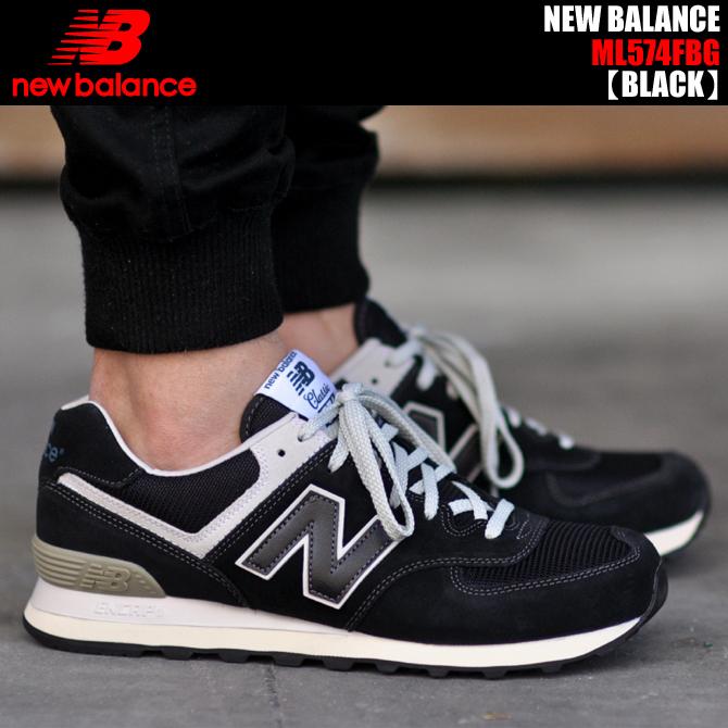 new balance core 574 black