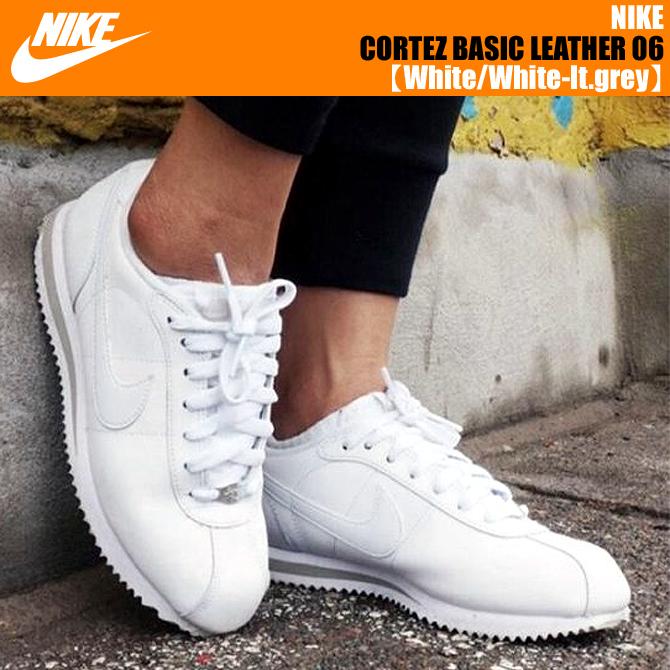 newest d6d33 e74d4 nike cortez basic leather 06 men's online > OFF73% Discounts