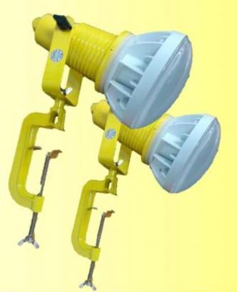 B&C LED投光器AT-E52LED5M【送料込】【T2012冬2】