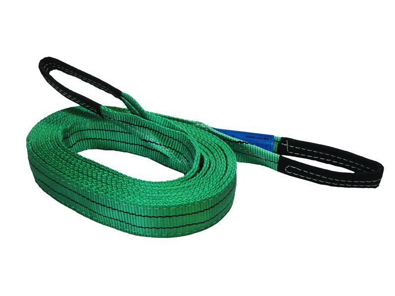 荷役作業にベルトスリング 売り込み ベルトスリング 幅 50mm 荷役2012 7m 長さ 割引も実施中