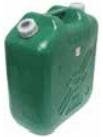 スリムタイプで少しの隙間でも収納できます 軽油缶20Lスリム ブランド買うならブランドオフ 正規取扱店 8個セットKS20SZ-8 REX VOL.38