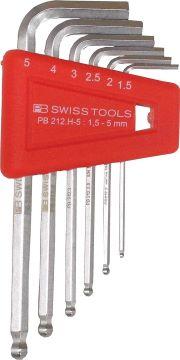 PBSWISSTOOLS 712-2 超硬付センターポンチ D2021 2020モデル 八角胴 期間限定