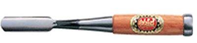大工道具 日本正規代理店品 丸ノミ 全商品オープニング価格 D2021 21MM