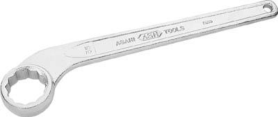 片口めがねレンチ80mm RS0080 旭金属工業 ASH
