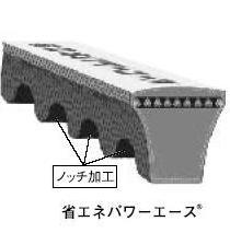 Vベルト 省エネパワーエース 8V1000-SEPA バンドー化学(BANDO)【送料無料】【smtb-k】【w2】【FS_708-7】【H2】