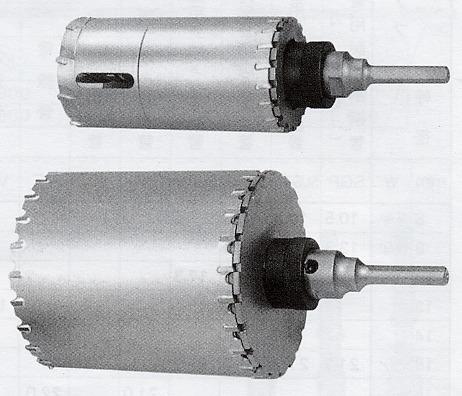 ワンタッチダブルコア・セット75mm径 有効長:100mm【送料・手数料無料】【smtb-k】【w2】