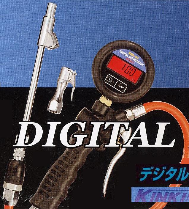 新製品!デジタルタイヤゲージ KHG-02 近畿製作所(KINKI)【送料無料】【smtb-k】【w2】【FS_708-7】【H2】
