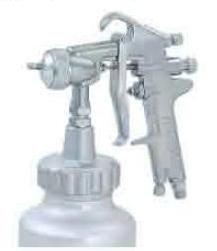 標準スプレーガン(加圧式)CREAMY97Z-20【送料無料】【FS_708-7】【H2】