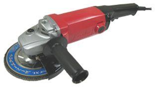 電気ディスクグラインダ(砥石径180mm)HD-180(100V)【送料無料】【高速電機】【FS_708-7】【H2】