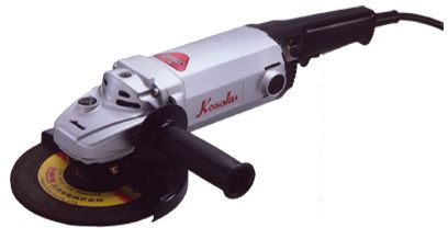 電気ディスクグラインダ(砥石径180mm)HSF-182(200V)【送料無料】【高速電機】【FS_708-7】【H2】
