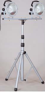 蛍光灯32W ラッパライト32 2灯式軽量三脚仕様 FLR-32LW-5M 日動(NICHIDO)【送料無料】【smtb-k】【w2】【FS_708-7】【H2】