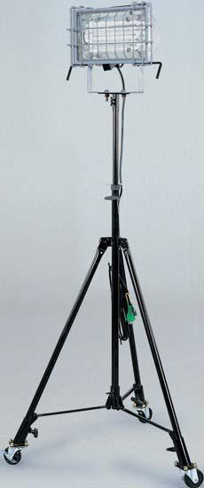 蛍光灯65W フロスター65 1灯式スタンダード三脚仕様 FLS-65L 日動(NICHIDO)【送料無料】【smtb-k】【w2】【FS_708-7】【H2】