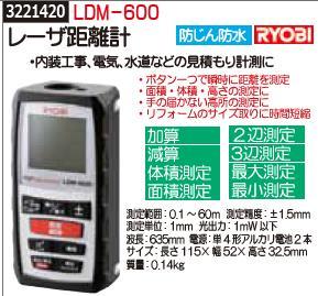 レーザ距離計 LDM-600 【REX2018】自動車整備