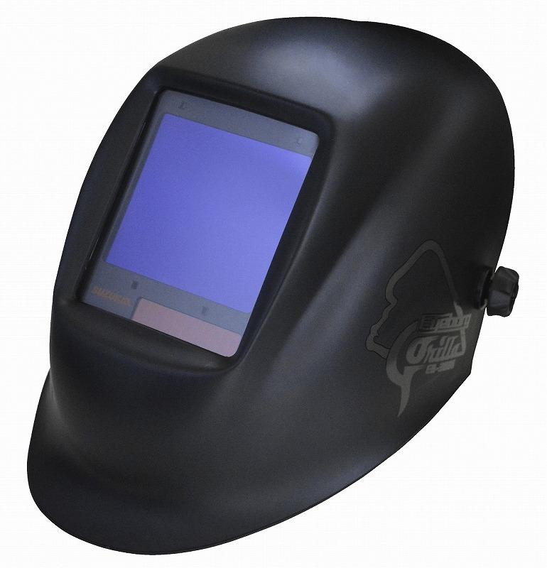 スズキッド液晶式自動遮光面アイボーグGORILLAEB-300G