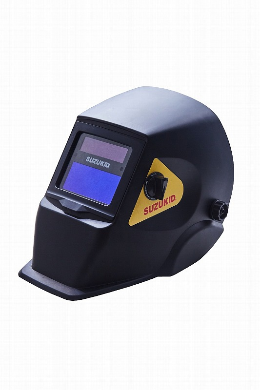 スズキッド液晶式自動遮光面JIDOUMENFFJM-200FF