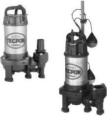 水中汚物用ポンプPXA-400T(口径50mm)自動【寺田ポンプ】【送料無料】【FS_708-7】【H2】