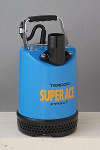 工事用水中ポンプS-250(口径40mm)非自動【寺田ポンプ】【送料無料】【FS_708-7】【H2】