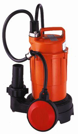 水中汚水用ポンプSA-150C(口径32mm)自動【寺田ポンプ】【送料無料】【FS_708-7】【H2】