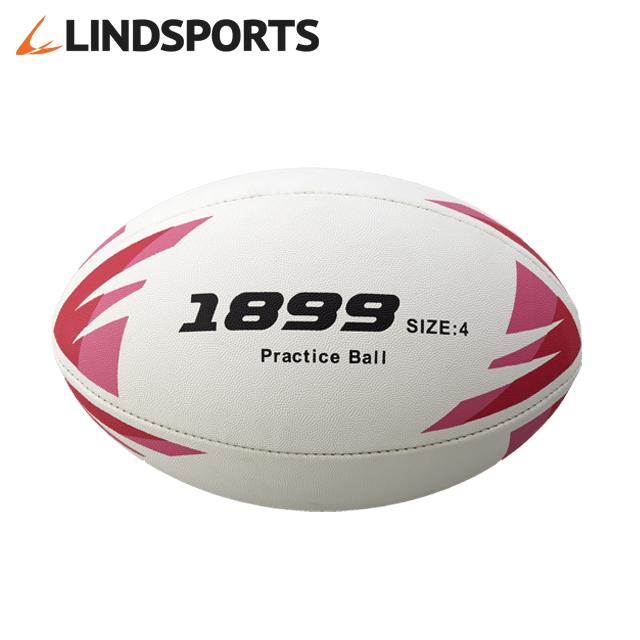 高品質ラグビーボール ラグビーボール 1899 ファッション通販 4号球 JRFU公認練習球 LINDSPORTS 激安 激安特価 送料無料 リンドスポーツ ラグビー 公認球