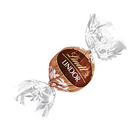 【公式】リンツ Lindt チョコレート リンドール カプチーノ10個入り【チョコ ギフト リンツチョコレート かわいい お菓子 おしゃれ 輸入 プチギフト お礼 スイーツ lindor 可愛い イタリア プレゼント 転勤 誕生日 花以外 母の日チョコレート 母の日ギフト 母の日】