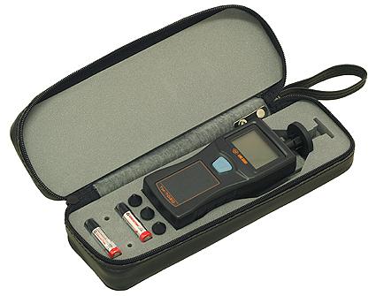 レーザ式/デジタルハンドタコメータキット(接触測定専用タイプ)TM-7020K