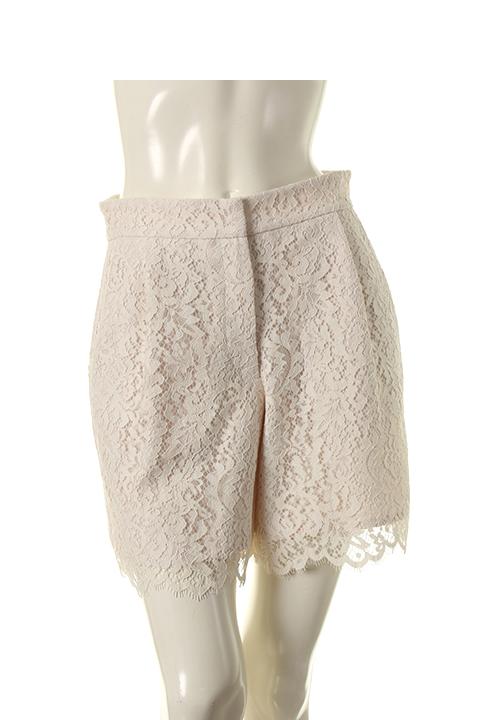【30%OFFセール 28,080円→19,656円】 Kaon カオン Lace Short Pants{-AFS}