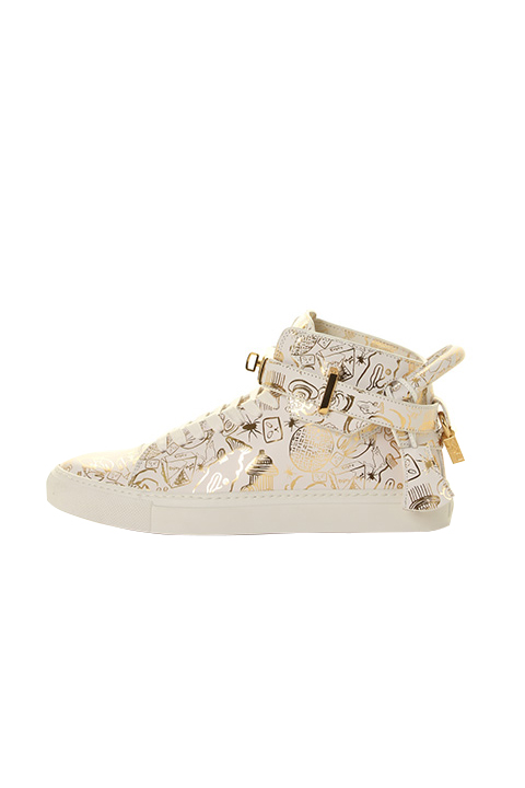 BUSCEMI [宅送] ブシェミ 100MM SELBY{BS-201706-01-WHT-AGS} 店内全品対象 THE