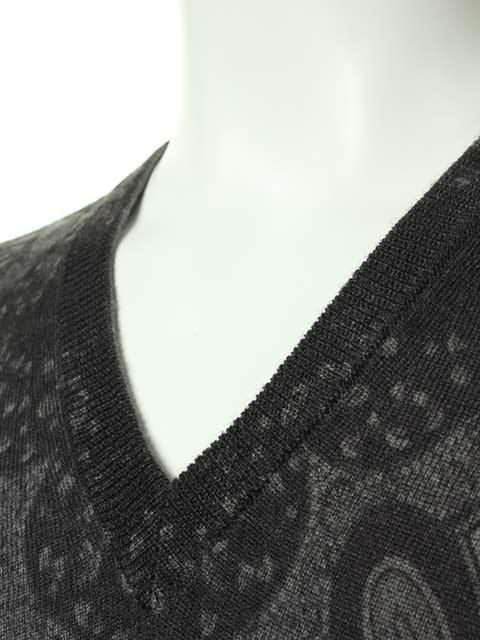 Alion Womens Casual Classic V-neck Sweater Vest Black S