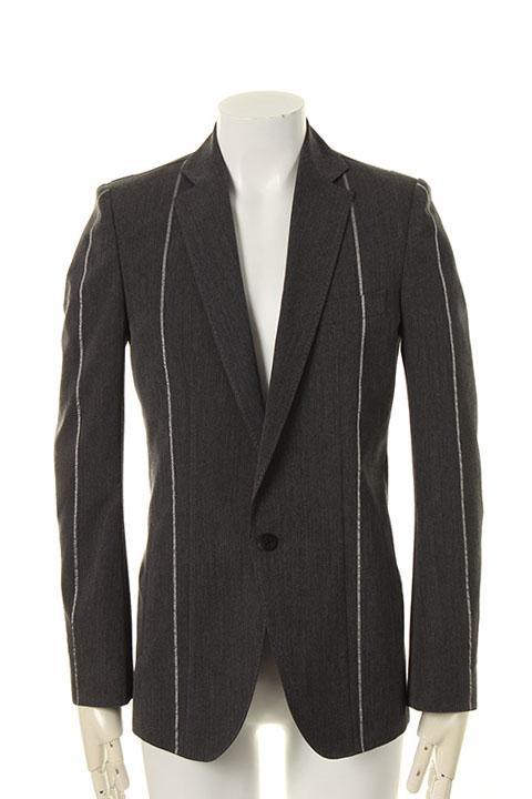 kiryuyrik silver925 wooly wool gaba jacket kz hj10 102 1gry ags link bar. Black Bedroom Furniture Sets. Home Design Ideas